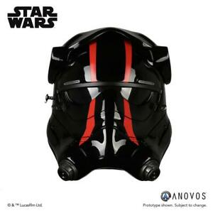 ANOVOS STAR WARS TFA SPECIAL FORCES TIE FIGHTER HELMET - NEW - FACTORY SEALED!!