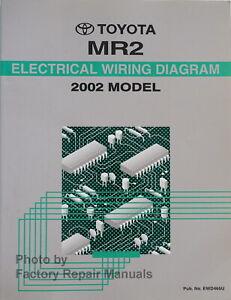 Repair Manuals Literature For Toyota Mr2 For Sale Ebay