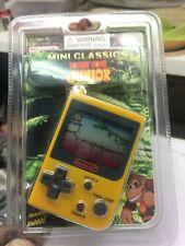 SEALED VINTAGE NINTENDO DONKEY KONG JR MINI CLASSIC GAME/KEYCHAIN 1998