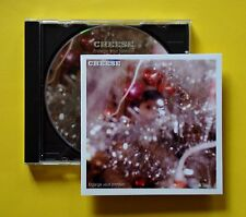 Cheese - Enlarge Your Johnson UK CD (Pink Hedgehog, 2005) Prime UK powerpop!