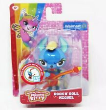Rainbow Butterfly Unicorn Kitty Rock N' Roll Miguel Exclusive Figure 3 inch Doll