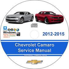 Repair Manuals & Literature for Chevrolet Camaro for sale | eBay