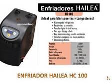 ENFRIADOR HAILEA HC-100 para ACUARIO agua dulce MARINO marisquero langosteras