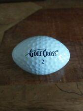 Golf ball good condition golfcross newzealand