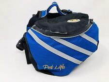 Pet Life Everest Blue Small Dog Backpack  XS