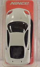 NINCO 80865 WHITE BODY KIT WITH INTERIOR FOR FERRARI 360 NEW 1/32 SLOTCAR PART