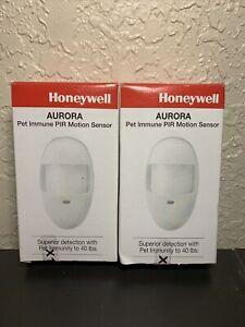 Honeywell - Aurora - Pet Immune PIR Motion Sensor up to 40 pounds - QTY 2