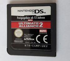 Nintendo DS : Marvel Ultimate Alliance 2 Game english