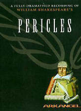 PERICLES by WILLIAM SHAKESPEARE (AUDIO CASSETTE)