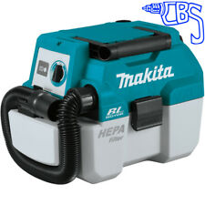 Makita DVC750LZ 18V LXT Brushless Vacuum Cleaner (Tool Only)