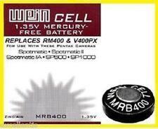 BATTERIA ORIGINALE WeinCell MRB 400 - 1,35 V Zinco/Aria-SOSTITUISCE RM400R & V400PX