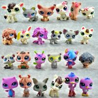 24pcs/set·Littlest Pet Shop Lots LPS Cute Animal Toy Kids Xmas Gift Toys