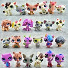 24pcs/set·Littlest Pet Shop Lots LPS Cute Animal Toy Kids Xmas Gift Toys