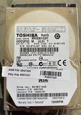 """Toshiba MK5061GSY 500GB,Internal,7200RPM,2.5"""" (MK5061GSY(500 GB)) HDD LAPTOP"""