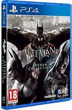 Batman Arkham Collection Trilogy (PS4) - PlayStation 4 - COPERTINA ITALIANA