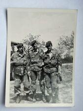PARACADUTISTA paracadutisti Folgore parà PARATROOPER vecchia foto 7