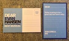 Dear Evan Hansen post card - Brand New - Free, next-day, first-class shipping!