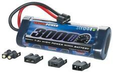 Venom 1532 NiMH 6-Cell 7.2V 3000mAh Stick Battery Plug w/ Universal Plugs
