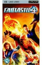 Fantastic Four [UMD Mini for PSP] - Very Good Condition - Fast Shipping.