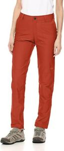 Outdoor Research OR, Women's Quarry Pants, Burnt Orange, Size 4, New With Tags