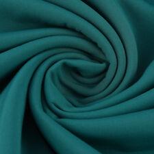 Bekleidungsstoff Softshell Fleece petrol