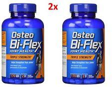 2x Osteo Bi-Flex Triple Strength 170 Caplets