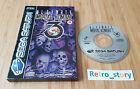 SEGA Saturn Ultimate Mortal Kombat PAL