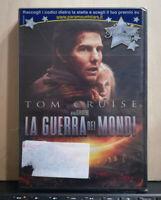 LA GUERRA DEI MONDI - TOM CRUISE - DVD SIGILLATO - NUOVO .