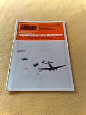 Der Landser Nr. 1187 Fallschirmjäger über Rethymnon