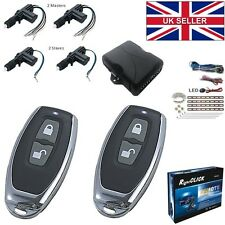 LATEST High Spec Central Lock / Locking Kit Remote Keyless CLR698HC