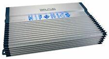 Hifonics Bxx1200.4 1200 Watt Rms 4-Channel Stereo Amplifier Brutus Car Audio Amp