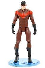"""DC Universe Infinite Heroes RENEGADE NIGHTWING + Base 3.75"""" Action Figure Mattel"""