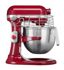 KitchenAid Professional 1.3 HP Empire Rot 5KSM7990XEER mit 6,9 l Schüssel