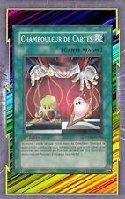 Chambouleur de Cartes DP08-FR020 Magie =  Changement Position Monstres YGO