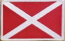 City Of Å»abbar Flag Iron-On Patch Morale Tactical Emblem Version #1