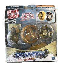 Beyblade Beywheelz W-11 Savage Blade Herculeo Hasbro 2012 Battle Toy Top Sealed