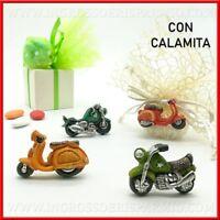 CALAMITE MOTO E VESPA COMPLEANNO/18 ANNI BAMBINO RAGAZZO BOMBONIERE ONLINE STOCK