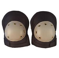 Heavy Duty Hard Cap Knee Pads Work Knee Pads Pad Adjustable Twin Straps New