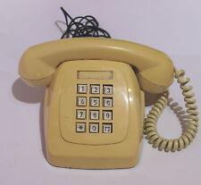 Telefono HERALDO Telefonica TECLADO MARFIL