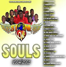 STONE LOVE LIVE SOULS MIX CD (2004-2005)