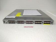Cisco N2K-C2232PP-10GE 32x10GE + 8x10GE(req SFP+) 2xPSU   mit Funktionsprotokoll