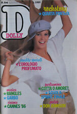 DOLLY 396 1986 Don Johnson Bangles Garbo Matthew Modine Linda Fiorentino Wham!