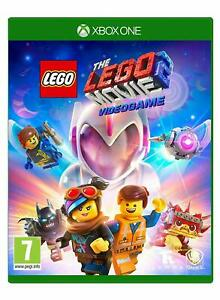 The Lego Movie 2 Xbox One Game BRAND NEW SEALED UK