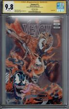 CGC SS 9.8 VENOM #11 MIKE MAYHEW RE-MARKED SKETCHED & SIGNED COMICMINT VARIANT