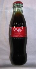 Coca Cola Bottle - 2012 Olympic Games London - Unopened & Full