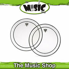 """New Remo 13"""" Clear Pinstripe Drum Skin - 13 Inch Head - PS-0313-00"""