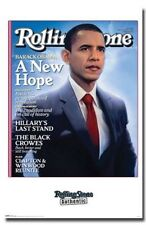 ART PRINT POSTER Rolling Stone Cover Obama