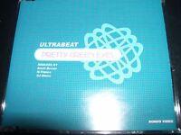 Ultrabeat Pretty Green Eyes Australian Remixes CD Single - Like New