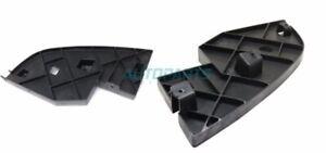 NEW SET OF TWO FRONT RH BUMPER FILLER FITS 07-14 GMC YUKON GM1088179 GM1089179