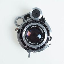 # Russian Industar f/4.5 11cm 110mm Large Format Lens **TESTED**